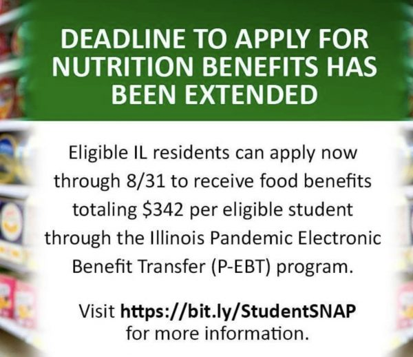 Snap benefits for students sign up
